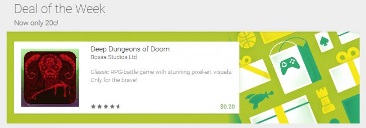 Deep Dungeons of Doom - 20c