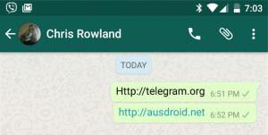 whatsapp telegram block
