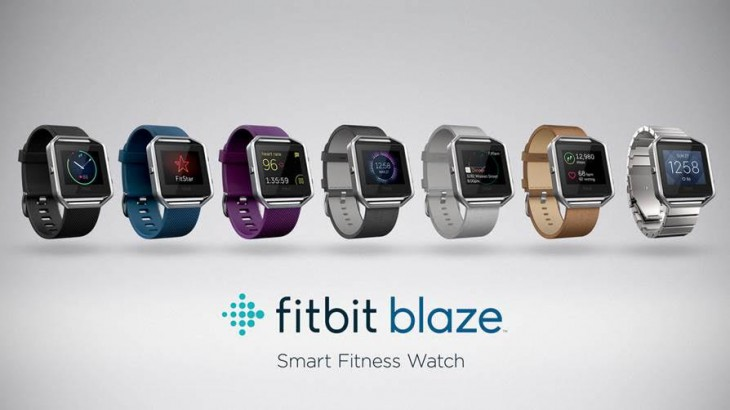 Fitbit Announce A New Addition To Their Lineup, The Blaze