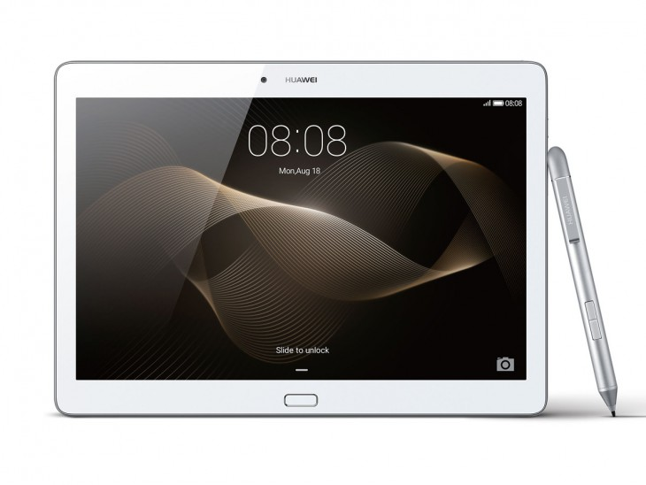 Huawei MediaPad M2 10.0 announced with options for a stylus