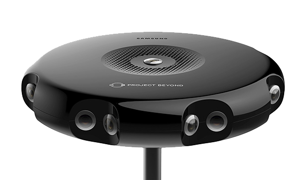Samsung is working on a 360º camera, too, likely called the Gear 360
