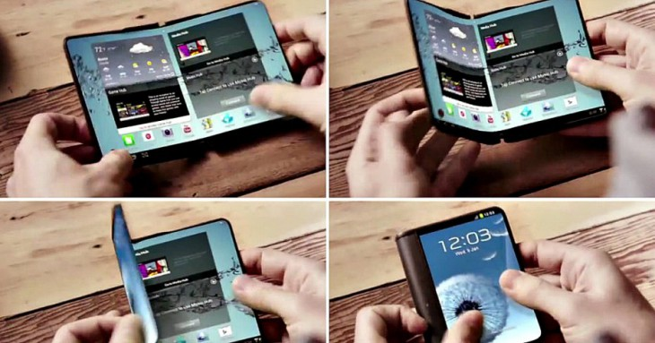 Samsung could be working on a foldable smartphone this year – Analysts