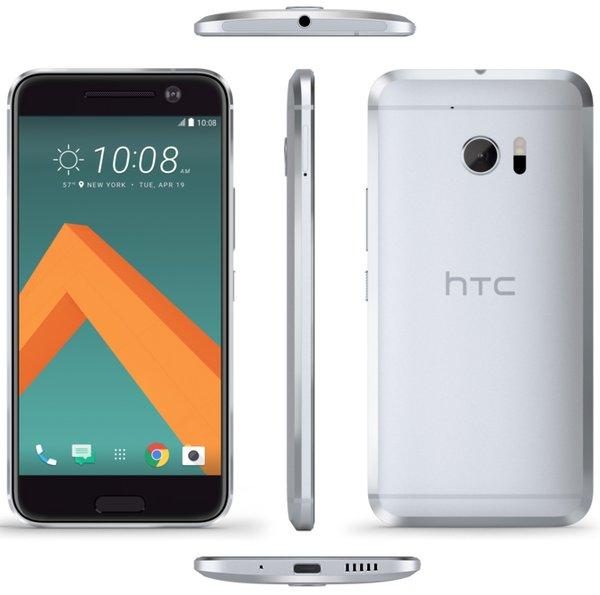 HTC 10 Press Render