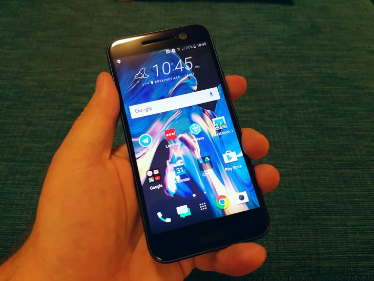 HTC 10 First Impressions Header
