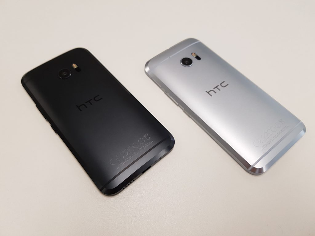 HTC10-black-and-silver