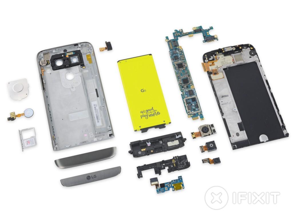 LG G5 - ifixit