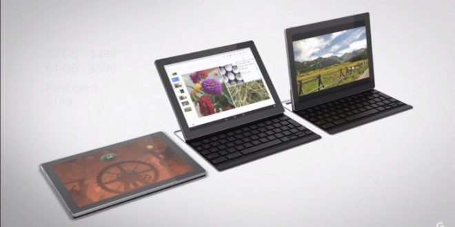 Pixel C disappears from the Google Store
