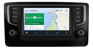 Android Auto - Maps Navigation