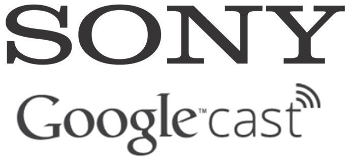 Sony Googlecast