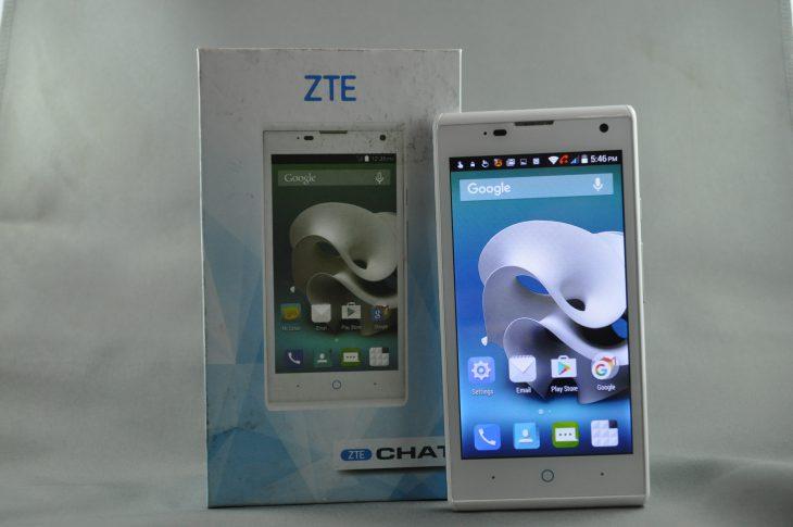 ZTE Chat 3G