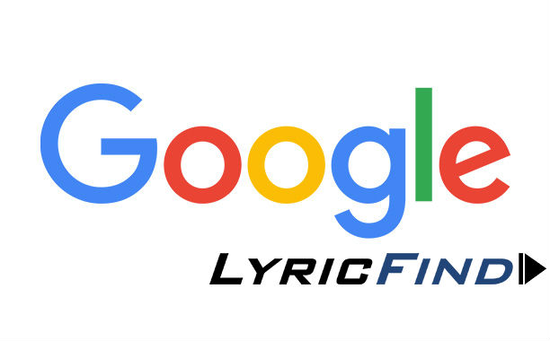 Google - Lyricfind