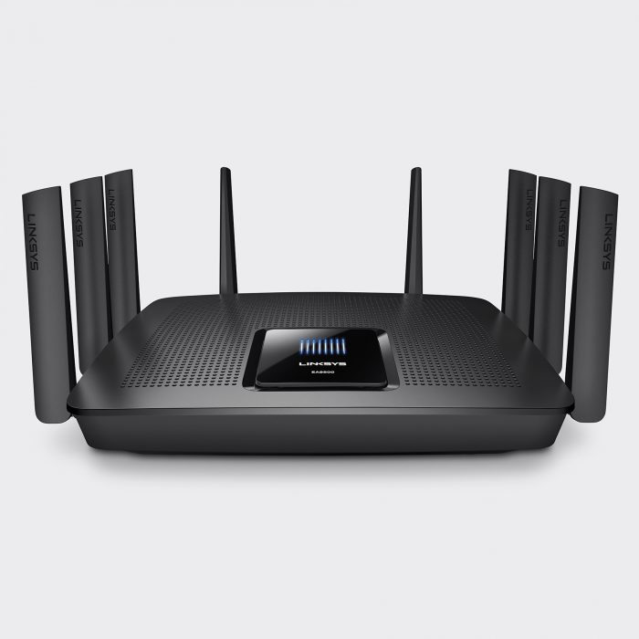 Linksys EA9500 Front
