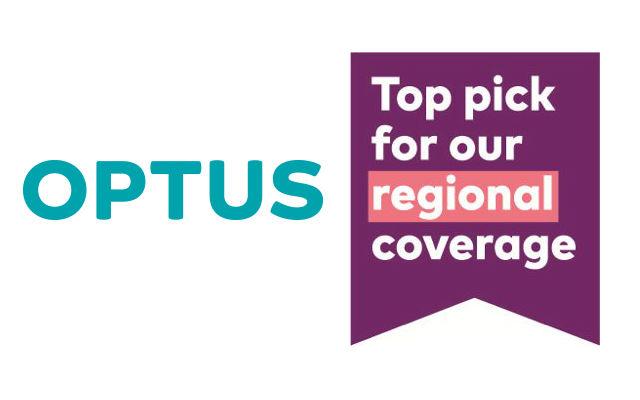 Optus - Regional badge