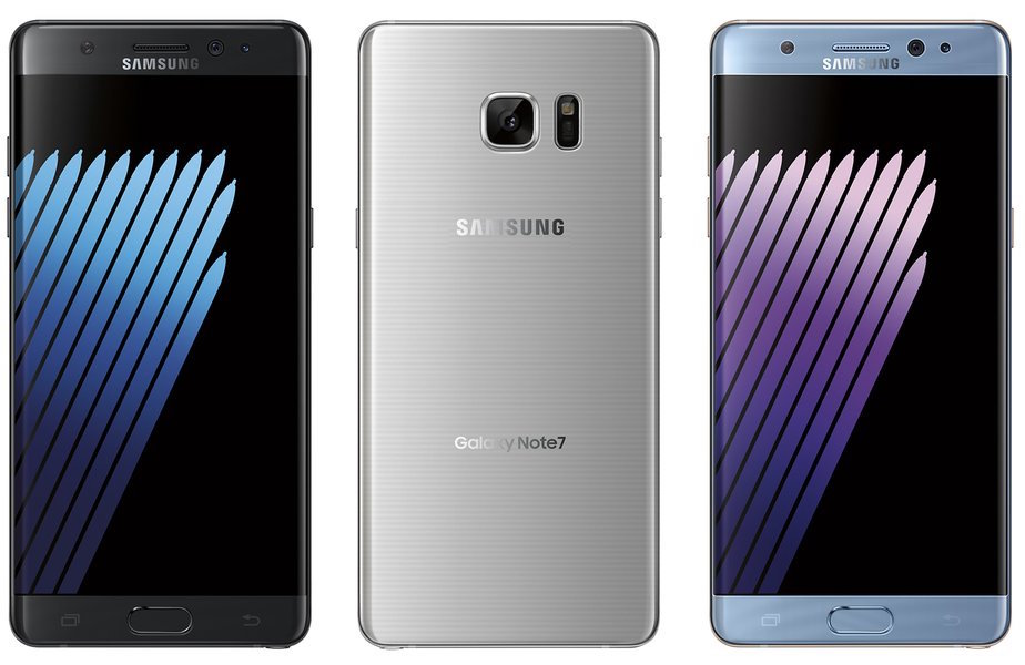 galaxy note 7 leak