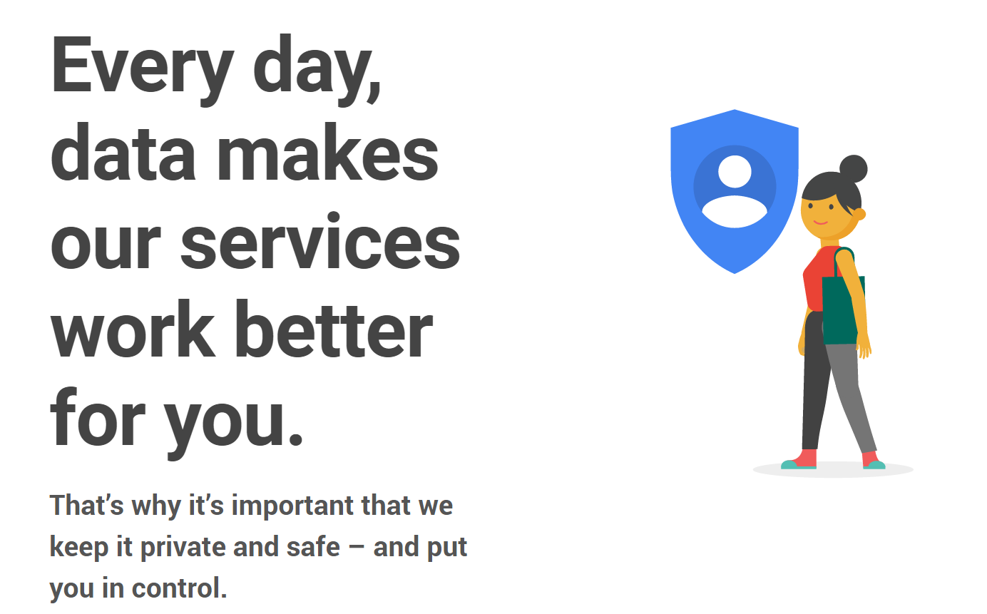 google-data-privacy