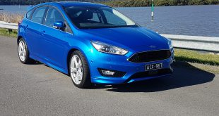 2016 Ford Focus — Ausdroid Drives