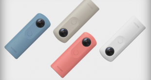 Want a smaller, cheaper 360-degree camera? Ricoh just might have the answer