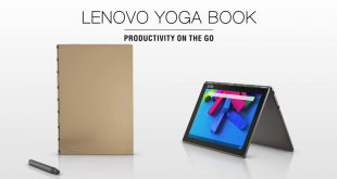 Lenovo Yoga Book running Android now available to pre-order for $799