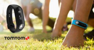 TomTom Launch Their Touch Fitness Tracker To Australians