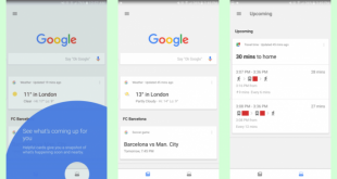 Google's latest beta version of its app brings new 'Upcoming' tab that organises urgent and timely information