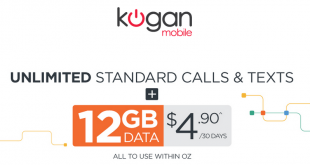 Kogan offers 12GB of data for $4.90 for 1 month as an incentive to switch to/ try their service