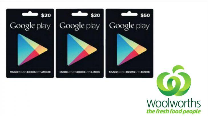 woolworths-google-play