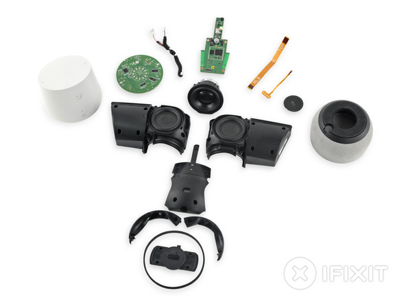 Teardown reveals Google Home is basically a Chromecast