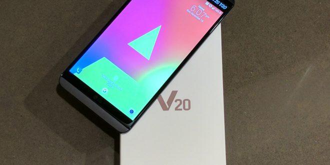 LG V20 — Australian Review