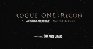 Want to pilot an X-Wing from Star Wars in 360 degrees? Watch Rogue One: Recon
