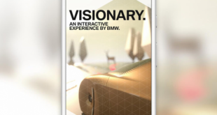 The latest Google Spotlight Story is 'Visionary' a walkthrough of the BMW Vision Next 100