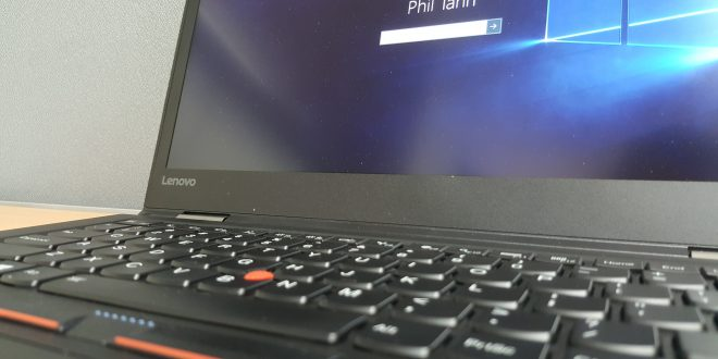 Lenovo X1 Carbon — Laptop Review