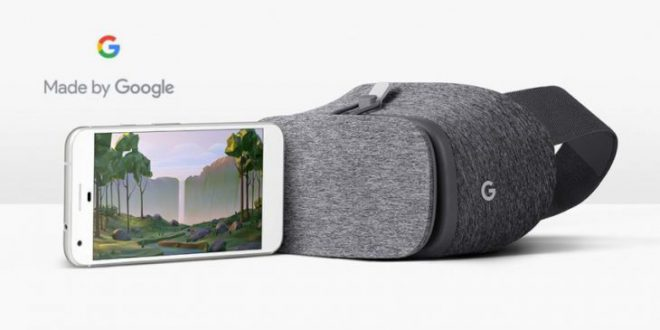 Google's latest Pixel ad shows of its Daydream prowess