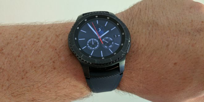 Samsung Gear S3 — Australian Review