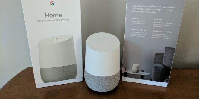 1 House, 2 Google Homes and an Australian Google Account — Google Home Australian review