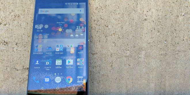 BlackBerry DTEK50 — Australian Review