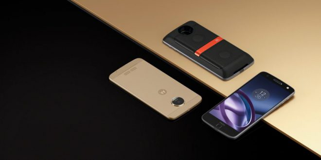 Lenovo to roll out Android Nougat update for Moto Z series starting in Februray