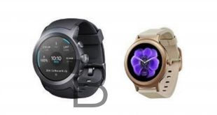 We've got leaked images of the new LG Google watches powered by Android Wear 2.0