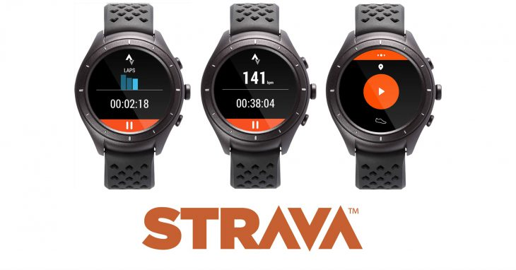 strava s android wear 2 0 app uploads data right from the