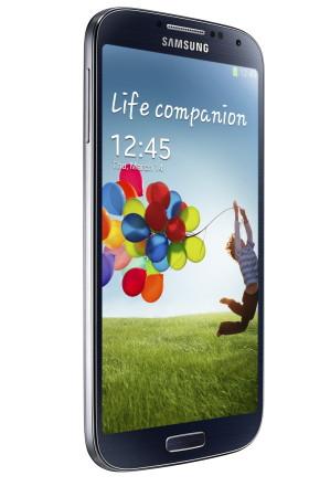 Samsung Galaxy S 4 (side)