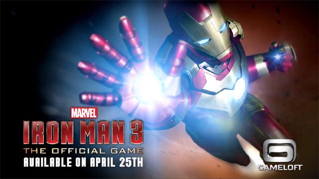 Iron Man 3 - Gameloft