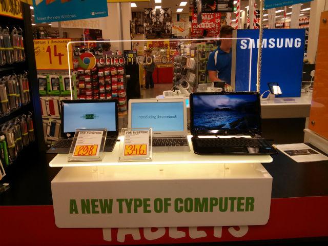 Chromebook Display JB Hifi
