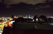 Backlight mode at night
