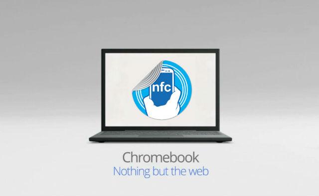 NFC Chromebook
