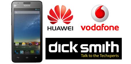 Huawei G526 Voda DSE
