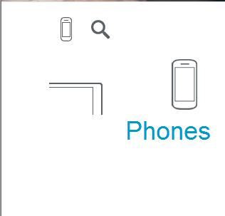 Phones - Nexus site