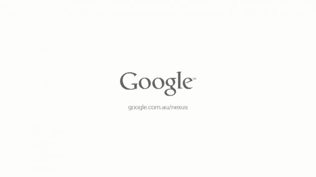 Google.com.au - Nexus