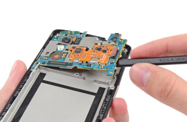 Nexus 5 iFixit