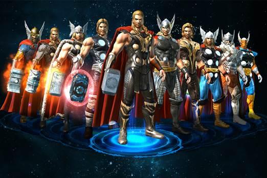 thor - the dark world game 3