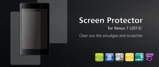 Screen Protector Banner