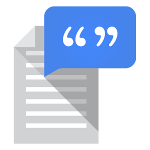 Google Text to Speech Icon
